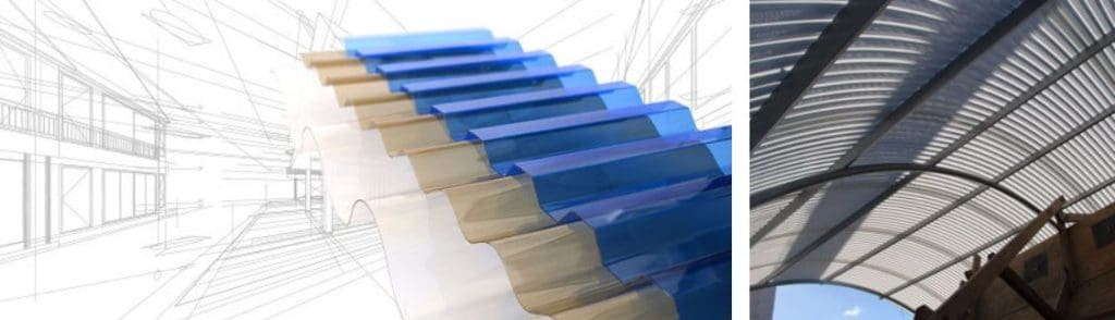 CURROGAL Corrugated-Polycarbonate-Sheets