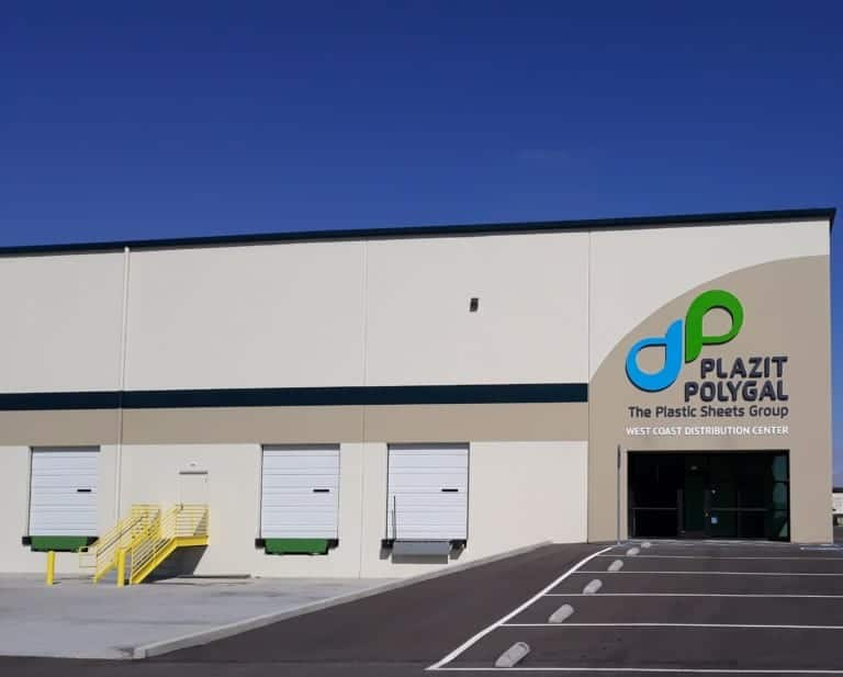 Plazit-Polygal Opens New West Coast Distribution Center in Fresno, California